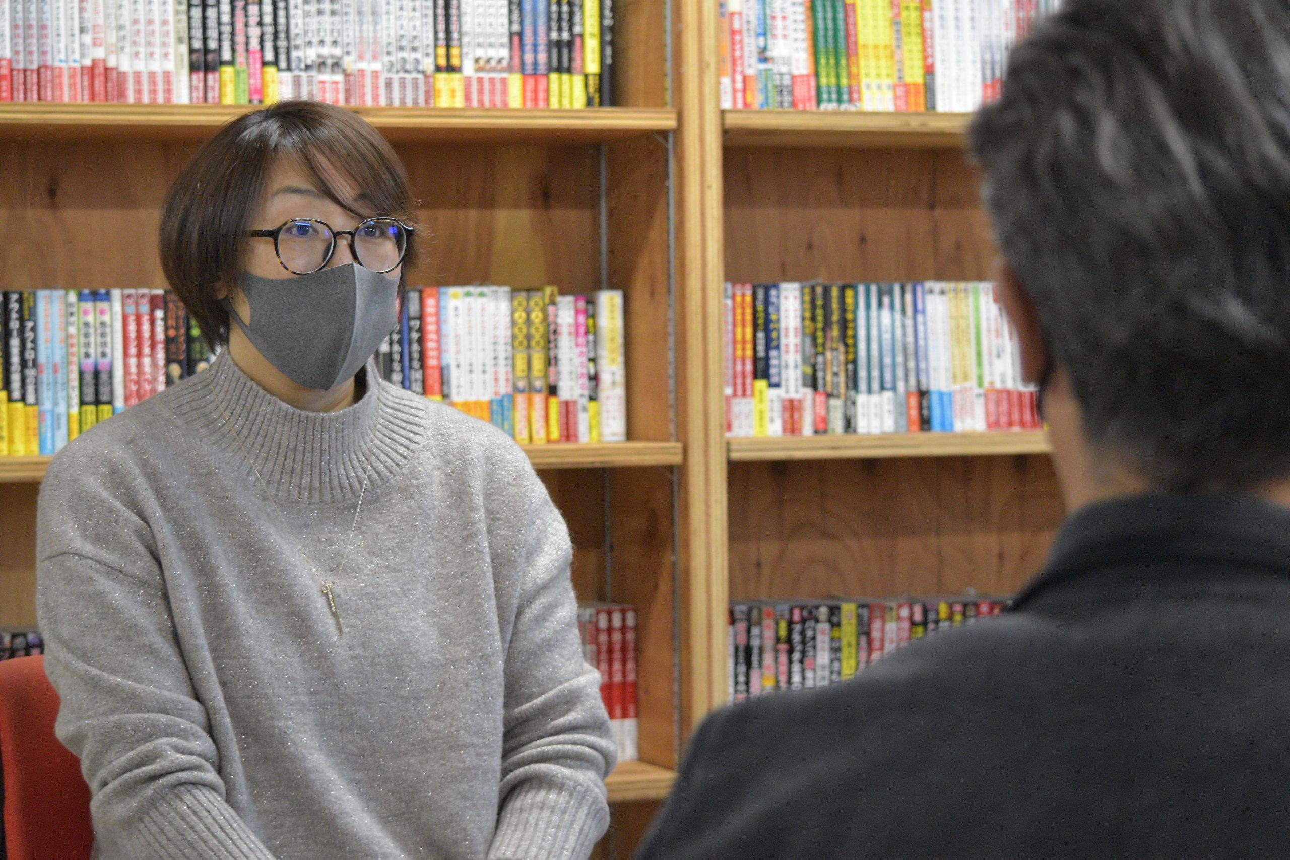 赤倉さんインタビュー